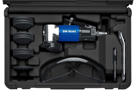 Polizor unghiular SW-Stahl S3294 pe aer Ø 50 mm0
