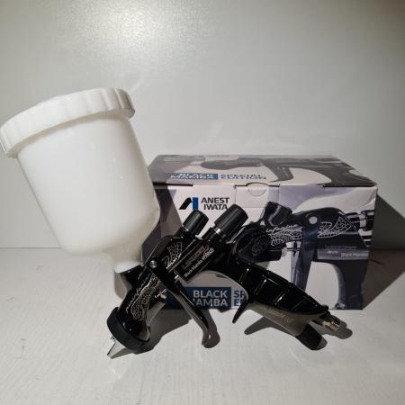 Cana pistol vopsit, Anest Iwata 14019100, pentru pistol W400-LS400, material plastic, capacitate 600 ml [9]