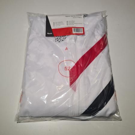 Combinezon protectie reutilizabil, Colad 5100xx Nylon comfort, culoare alba, cu gluga, material antistatic [4]