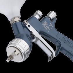 Pistol de vopsit DeVilbiss PRi Pro Lite, cupa plastic 560 ml, consum aer 300 l/min2