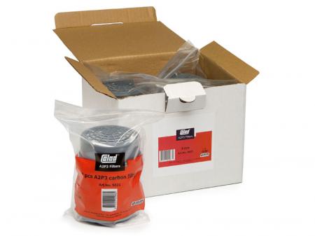 Filtru carbon activ Colad 5021 A2P3 pentru masca Colad 502100 set 2 buc1