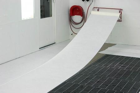 Folie protectie cabina 3M™ 36852 Dirt Trap rola material 70cm x 91m0