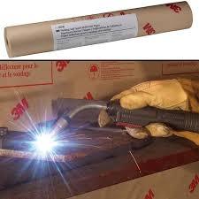 Hartie mascare 3M™ Weld & Spark 05916 protectie contra scantei sudura 61cm X 45 m [2]