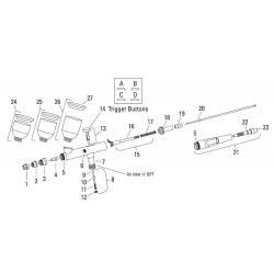 Set separatie aerograf DeVilbiss DAGR [1]