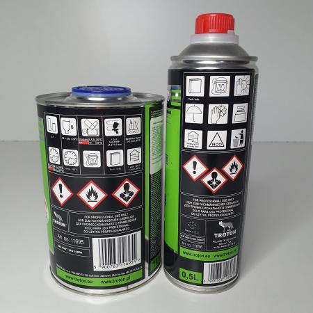 Lac Acrilic VHS, Master C18 MT11695, cantitate 1 litru, cu intaritor 0,5 L [1]