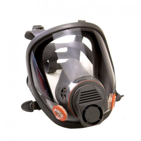 Masca protectie profesionala 3M™ 6900 Marime L, integrala de protectie respiratorie reutilizabila, fara filtre (se comanda separat) [4]