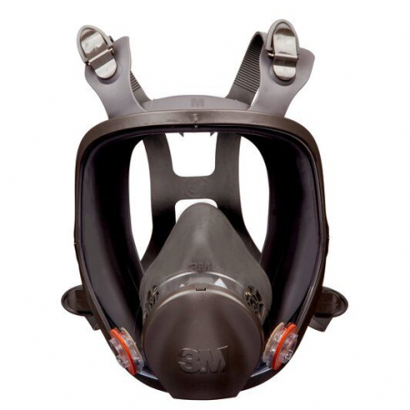 Masca protectie profesionala 3M™ 6900 Marime L, integrala de protectie respiratorie reutilizabila, fara filtre (se comanda separat) [3]