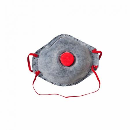 Masca particule Colad 5425 protectie respiratorie ridicata FFP2 cu supapa si carbon activ0