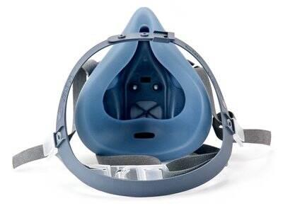 Masca protectie profesionala 3M™ 7502 Marime M, de protectie respiratorie, fara filtre (se comanda separat)3