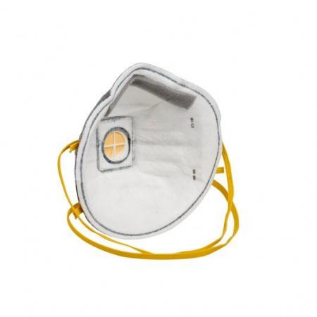 Masca particule 3M 06922 protectie FFP2 respiratorie ridicata cu supapa tip cupa [2]