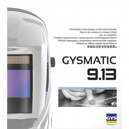 Masca sudura GYS Matic LCD 9/13 G1