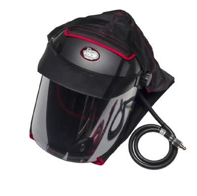 Masca protectie completa DeVilbiss Visor PROV-650 cu alimentare aer curat [2]