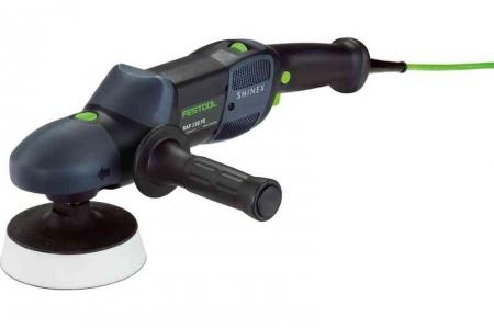 Masina de polisat Festool Shinex RAP 150-14 FE electrica 230V Ø, 150 mm, 600-1400 rpm0