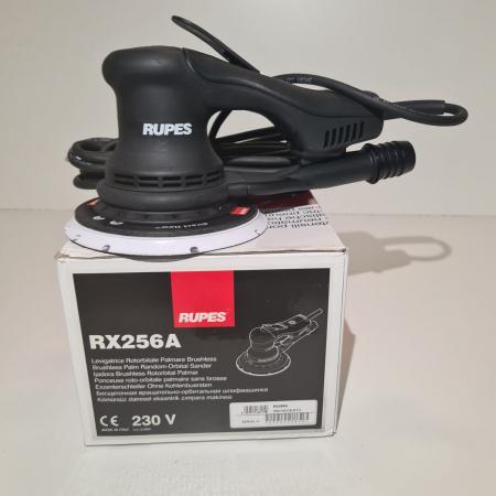 Masina slefuit electrica, Rupes RX256A,  Ø 150 mm [2]