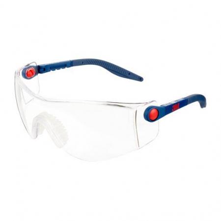 Ochelari de protectie 3M™ 2730 anticondens, antizgariere cu lentile incolore din policarbonat si filtru UV [5]