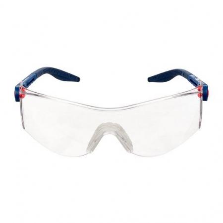 Ochelari de protectie 3M™ 2730 anticondens, antizgariere cu lentile incolore din policarbonat si filtru UV [0]