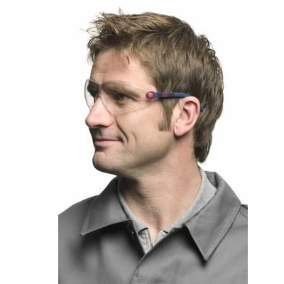 Ochelari de protectie 3M™ 2740 anticondens, antizgariere cu lentile incolore din policarbonat si filtru UV1