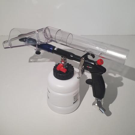 Pistol de curatare, FORCH 003945190, cu accesorii pentru aspirator [3]