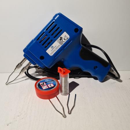 Pistol de lipit GYS 040397 putere 100W, 220V [1]