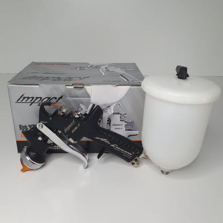 Pistol de vopsit Anest Iwata AZ3 HTE-S IMPACT Black Version Air Gunsa [1]