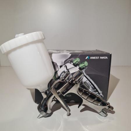 Pistol de vopsit Anest Iwata Pininfarina WS-400 Evo Clear, Pro Kit - cutie carton, cana 600 ml [5]