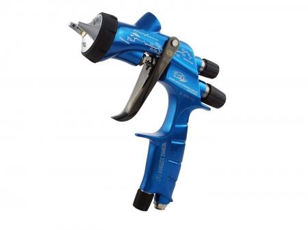 Pistol de vopsit Anest Iwata Pininfarina TurnPike Hakone pachet Master Kit, duza ø 1,3 mm, cana 600 ml, regulator presiuneAFV-24