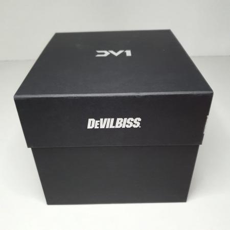 Pistol de vopsit DeVilbiss DV1 VOPSEA (DIGITAL), cupa plastic 600 ml, duza la alegere, consum aer incepand cu 300 l/min [6]