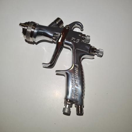 Pistol de vopsit DeVilbiss FLG-G5, cupa plastic 560 ml, disponibil diferite duza, consum aer 277 l/min [2]