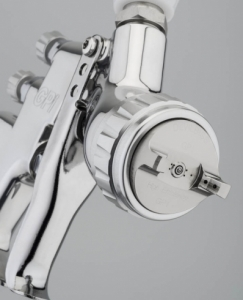 Pistol de vopsit DeVilbiss GPi-GP1, cupa plastic 560 ml, duza la alegere, consum aer incepand cu 270 l/min [3]