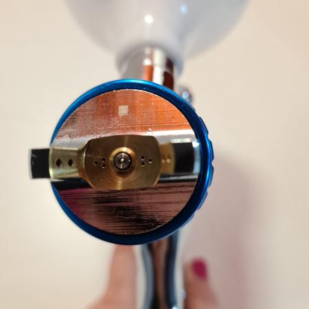 Pistol de vopsit DeVilbiss SLG-620 PACHET DUO 1.3 mm + 1.8 mm6