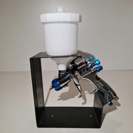 "Pistol de vopsit DeVilbiss SLG-620 ""Starting Line"", cupa plastic 600 ml, duza la alegere, consum aer 250 l/min [10]"