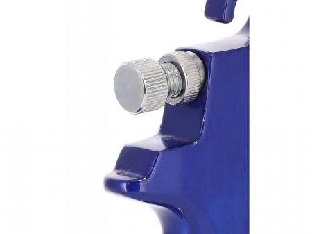 Pistol de vopsit pentru retus, Airpress 45102, cana plastic 125 ml, duza la alegere, consum aer 29-99 l/min [4]
