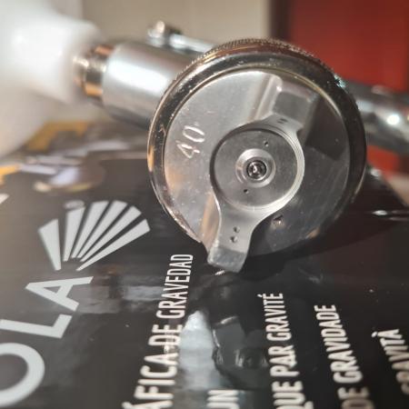 Pistol de vopsit Sagola Classic Lux [7]