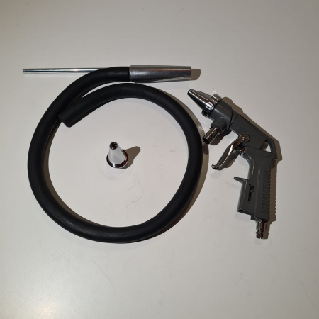 Pistol pentru sablat, Matrix  573289, cu furtun si  duza de rezerva [2]