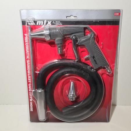Pistol pentru sablat, Matrix  573289, cu furtun si  duza de rezerva [1]