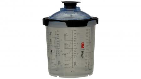 Sistem aplicat vopseaua 3M™ PPS™ Series 2.0 50 pungi 650 ml + 75 filtre 125 microni1