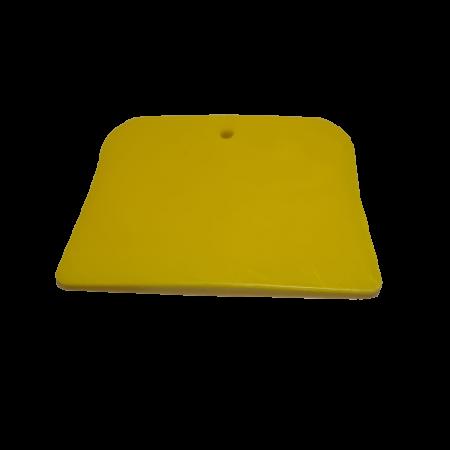 Placa pentru amestecat chit din plastic, Evercoat® 100155, mixare materiale, usor de curatat, dimensiune 30 cm x 30 cm [0]