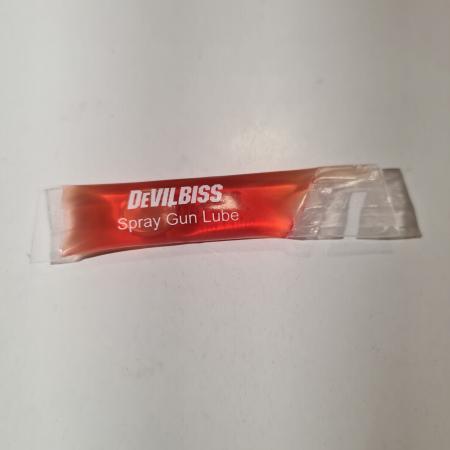 Vaselina DeVilbiss GL-1 pentru lubrifiere pistoale de vopsit, gramaj 10 gr. [5]
