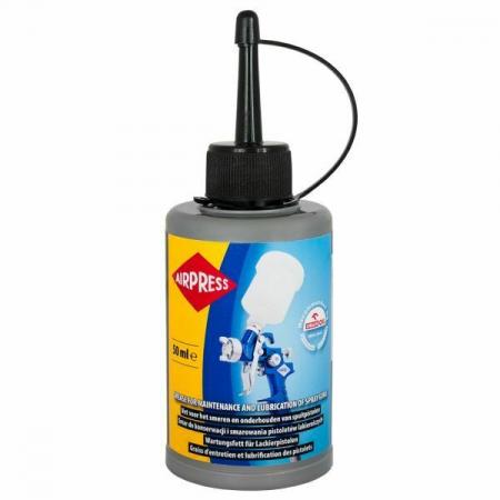 Vaselina, Airpress 14905, pentru lubrifiere pistoale de vopsit, gramaj 50 ml [0]