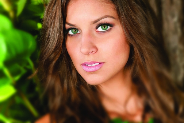 Solotica Solflex Natural Colors Verde - Green Contact Lenses monthly - 30 wears (2 lenses/box)