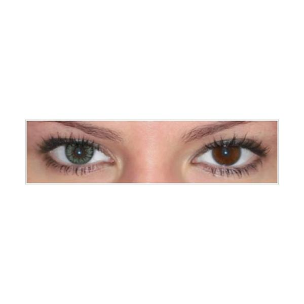 Bausch & Lomb Soflens Natural Colors Jade - monthly jade colored contact lenses - 30 wears (2 lenses / box)
