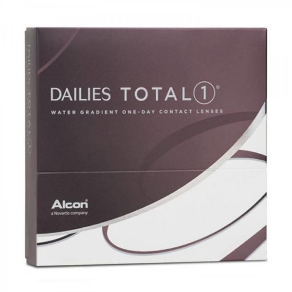 Alcon / Ciba Vision Dailies Total 1 single use 90 lenses