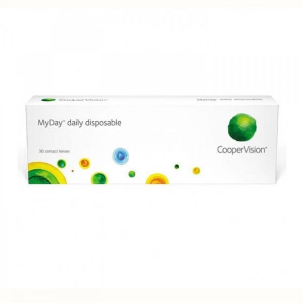 Cooper Vision MyDay single use 30 lenses / box