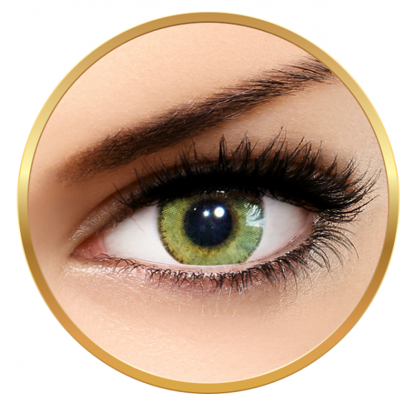 Solotica Natural Colors Ambar - Chihlimbar Contact Lenses yearly- 365 wears (2 lenses/box)