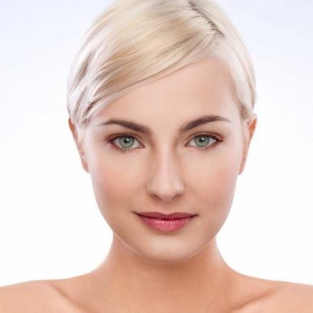Adore Pearl Green - Quarterly Colored Contact Lenses - 90 wears (2 lenses / box)