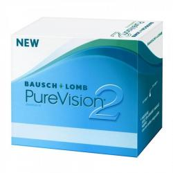 Bausch & Lomb Pure Vision 2HD monthly - 1 therapeutic lens