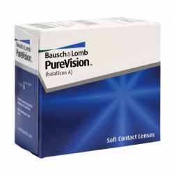 Bausch & Lomb Pure Vision monthly - 1 therapeutic lens