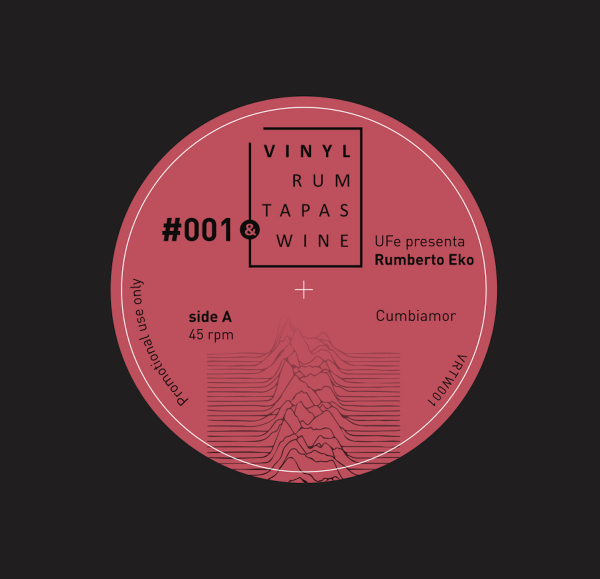 "Rumberto Eko Edits, 12""EP (Vinyl) 0"