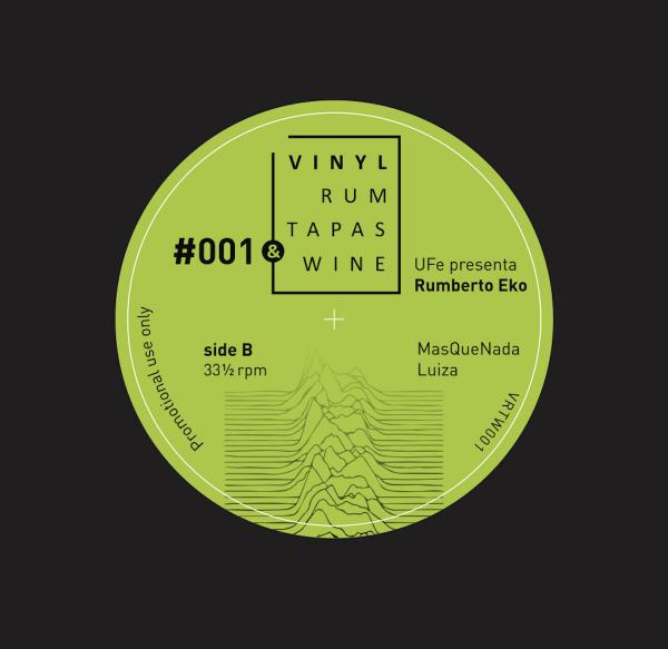 "Rumberto Eko Edits, 12""EP (Vinyl) 1"