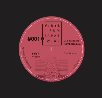 "Rumberto Eko Edits, 12""EP (Vinyl)0"